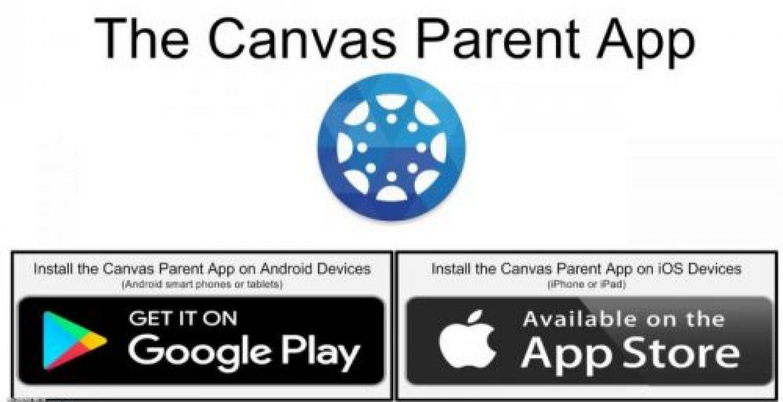 Canvas Parent APP