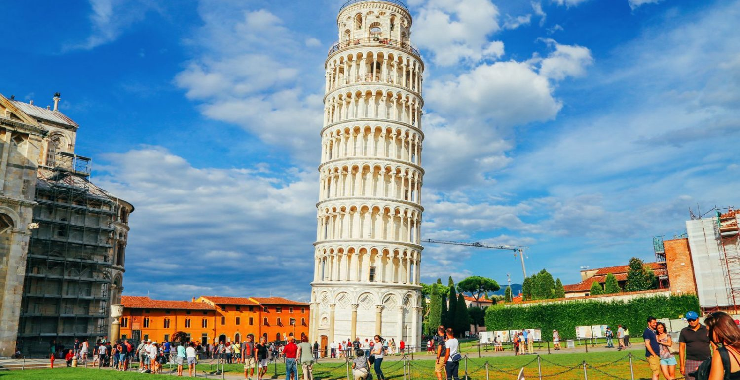 Expressions of Interest for 2019 Cultural Tour to Italy