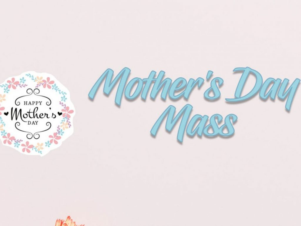 Mother's Day Mass Invitation
