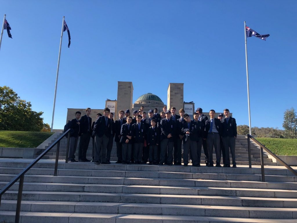 Canberra War Memorial Excursion