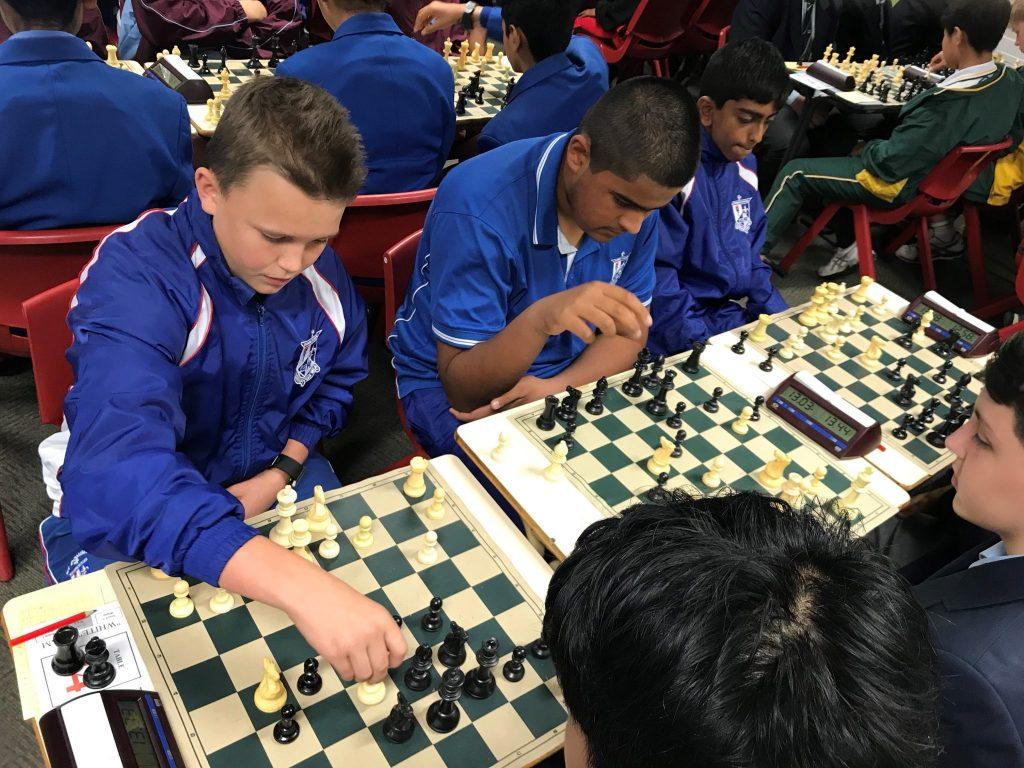 Year 7 – 9 MCS Chess Tournament