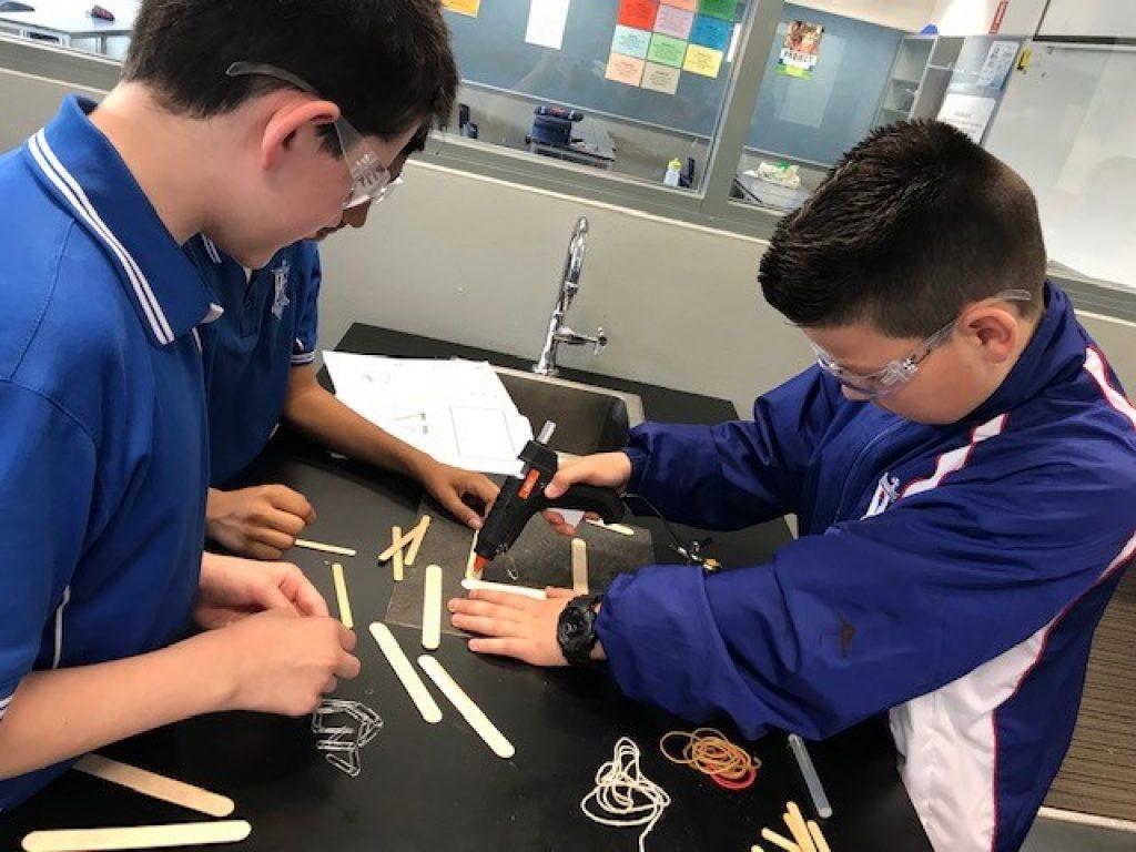 Year 7 STEM Catapult Challenge