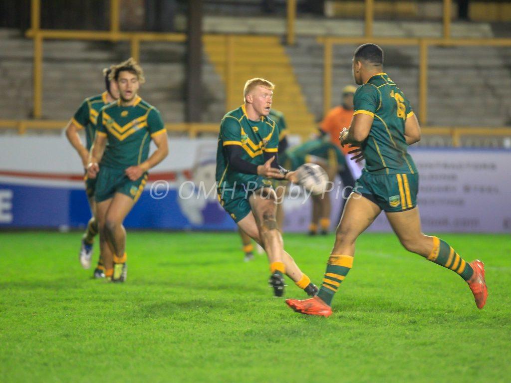 Australian Schoolboys Rugby League Tour – Zac Cini