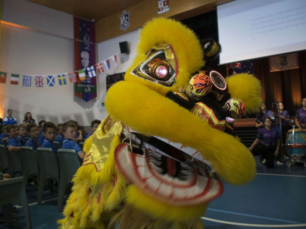 Harmony Day at St Dominic's College