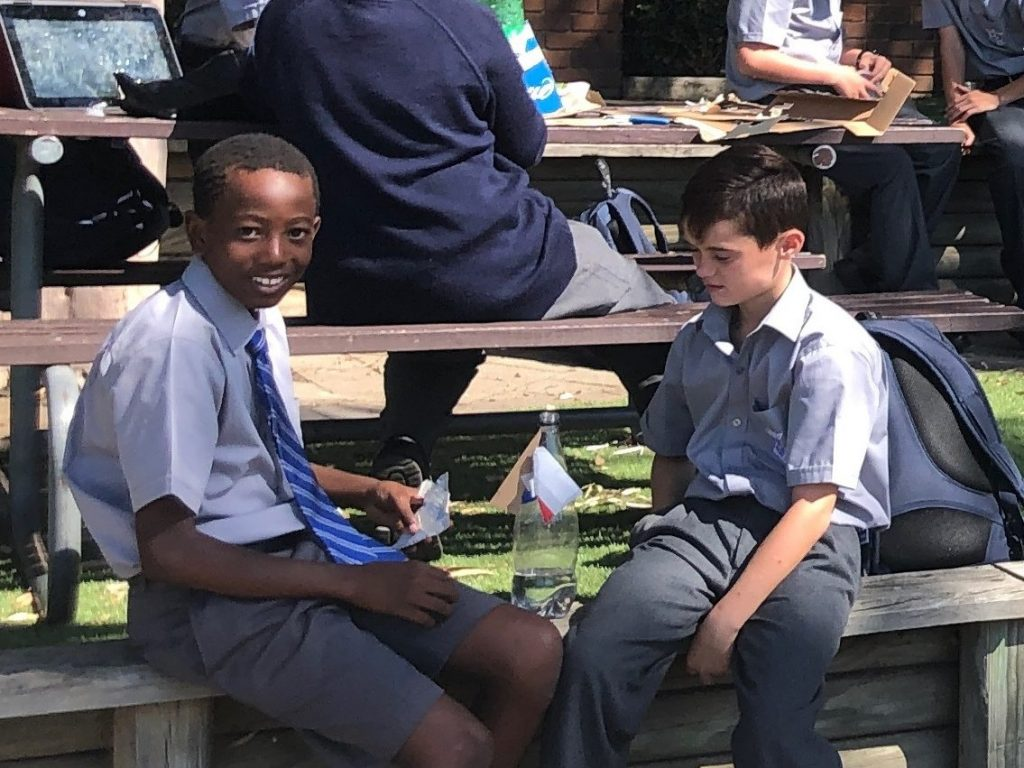 Year 7 Water Rockets Project