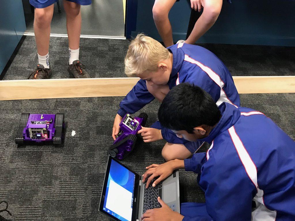 Year 9 iSTEM – Mars Rover Robotics