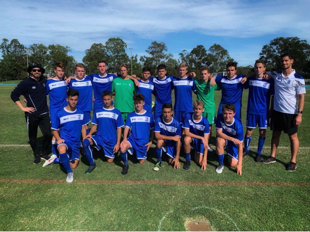 Congratulations to our EREA National Football Team
