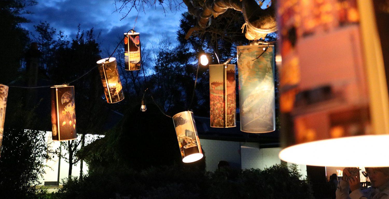 Night Garden – Penrith Regional Gallery