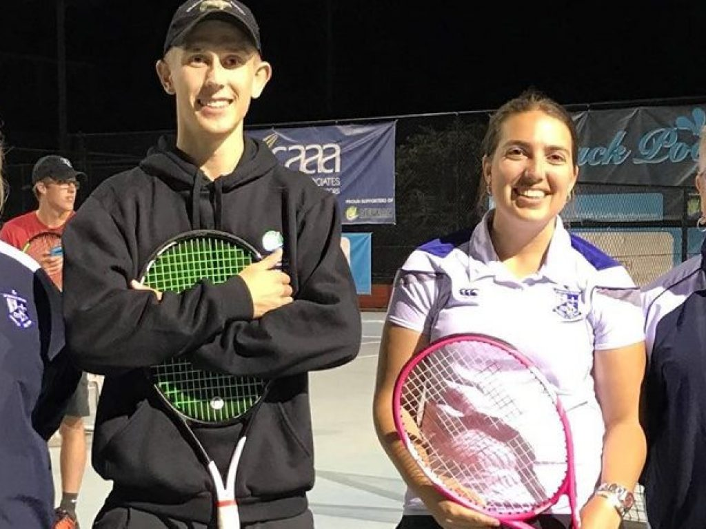 Tennis a Thon Funds Raised