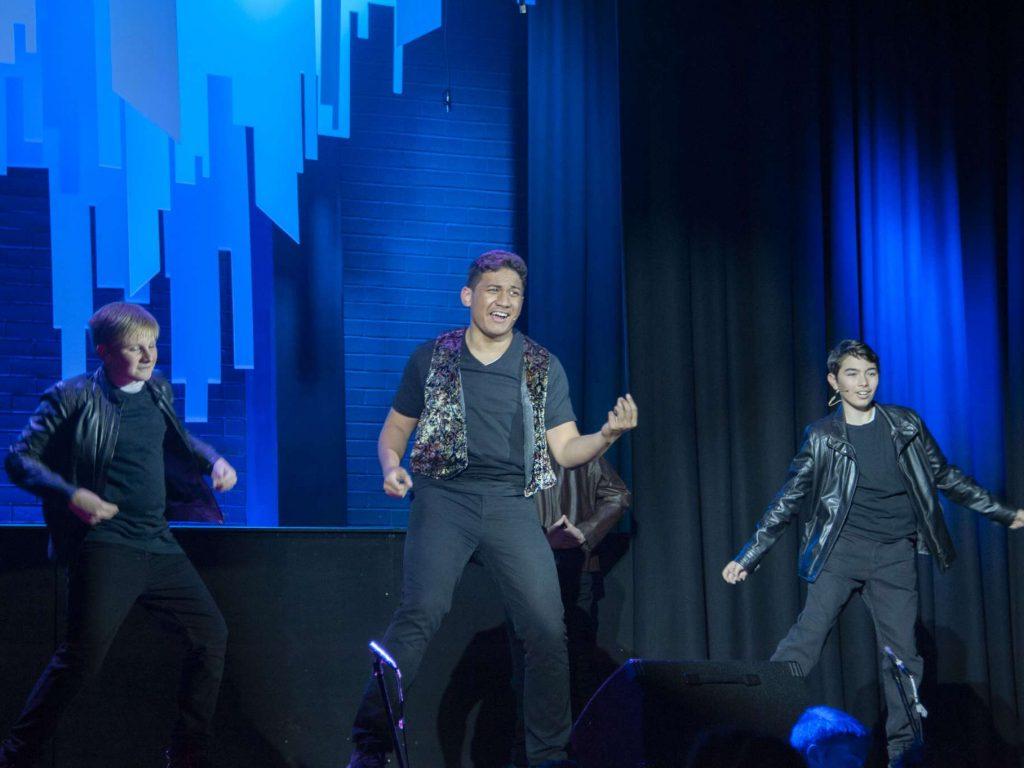 Popstars Opening Night