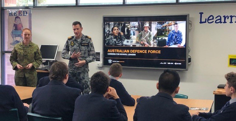 Australian Defence Force Visit