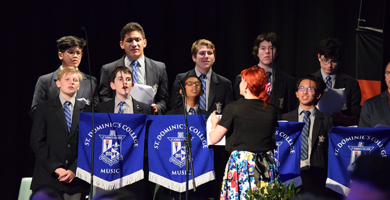 Year 12 Graduation Mass & Prize Giving 2019