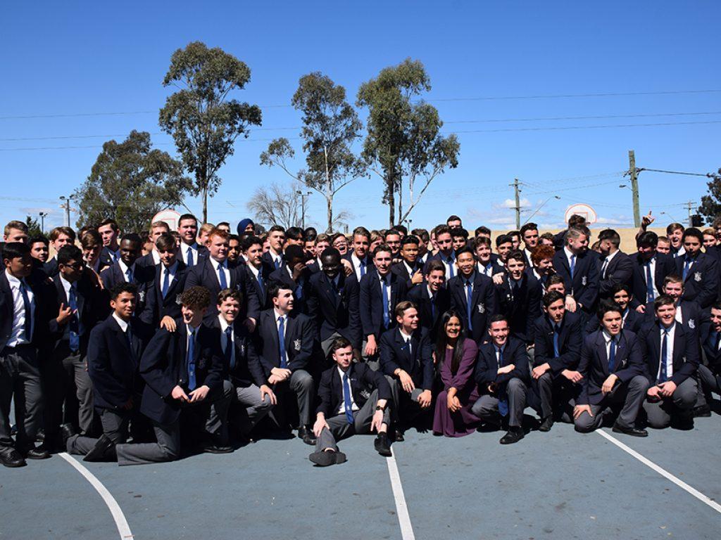 2019 Year 12 Graduation Assembly