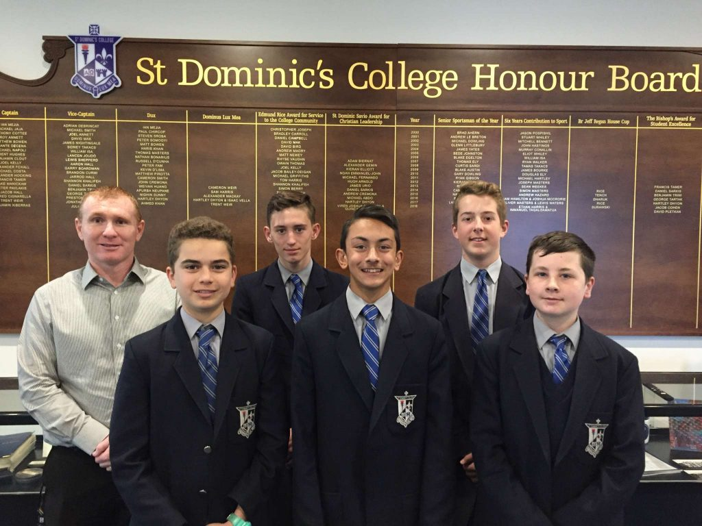 2019 Australian Mathematics Competition