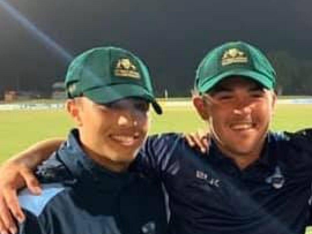 Australian National Cricket Championships 2019