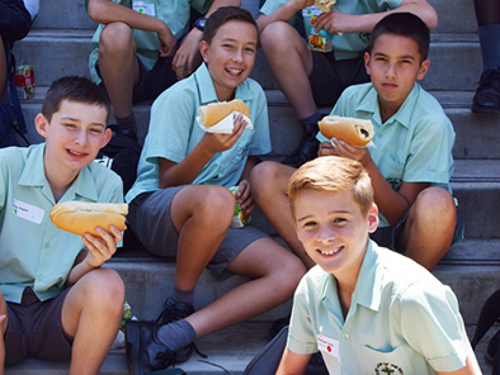 Year 7, 2020 Orientation Afternoon Activities
