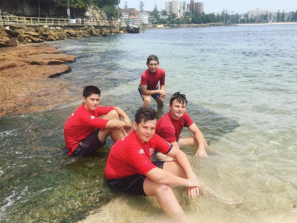 Year 8 Surf Education Excursion