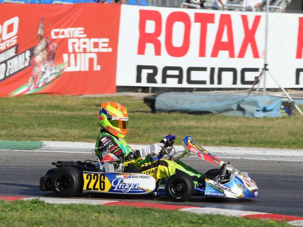 Beau Pronesti – Rotax Max Challenge World Finals