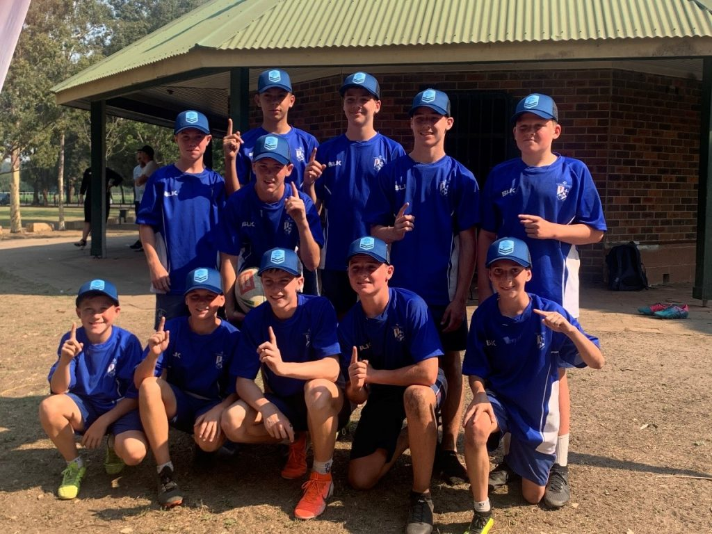 State Cup Yr 7/8 Touch Football Champions