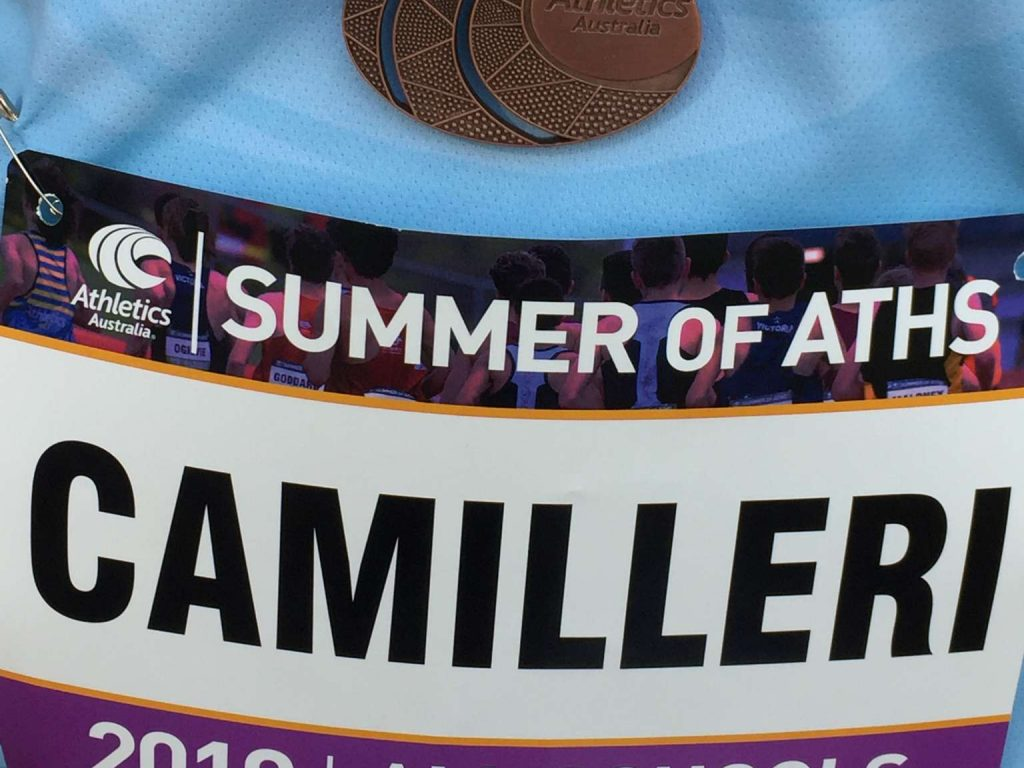 Congratulations Toby Camilleri