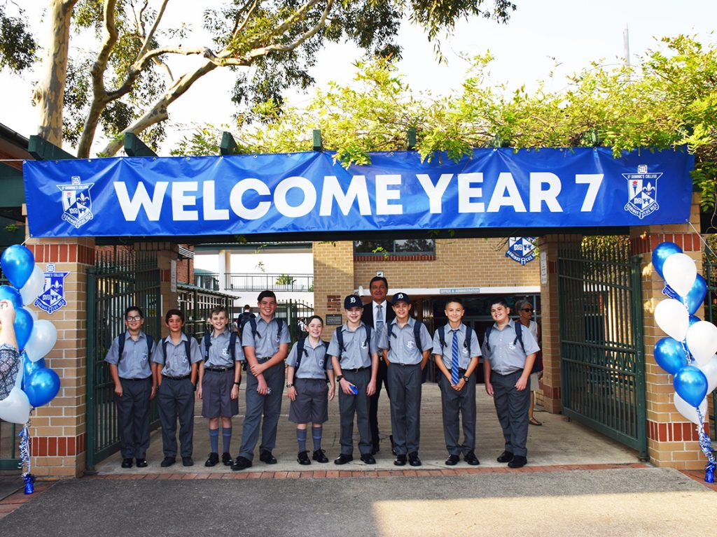 Welcome Year 7 Students