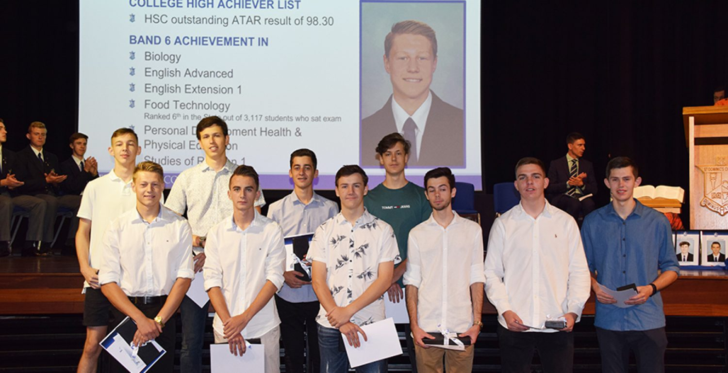 2019 HSC High Achiever's Assembly