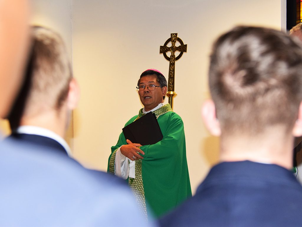 2020 College Opening Mass