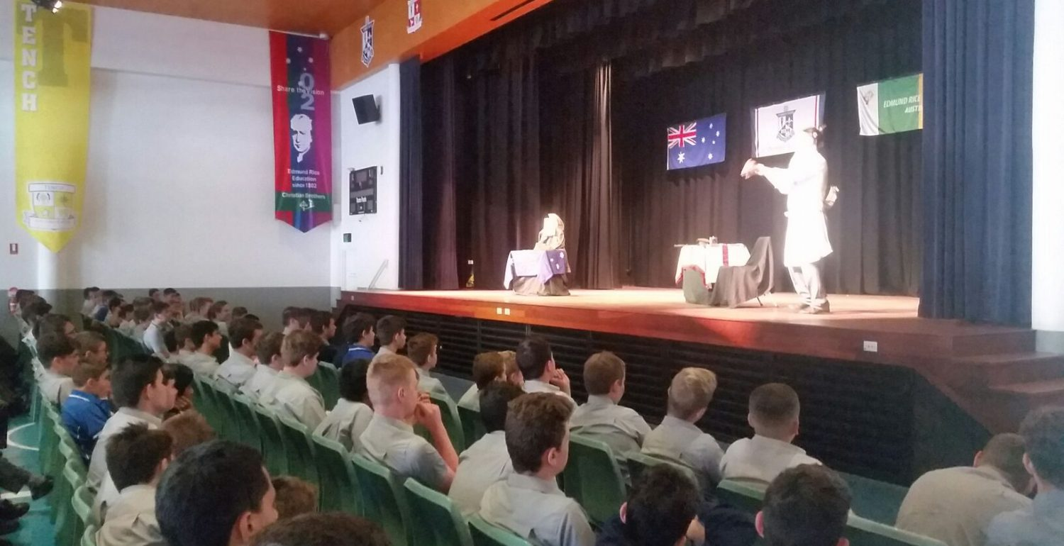 Year 9 and 10 History Incursion
