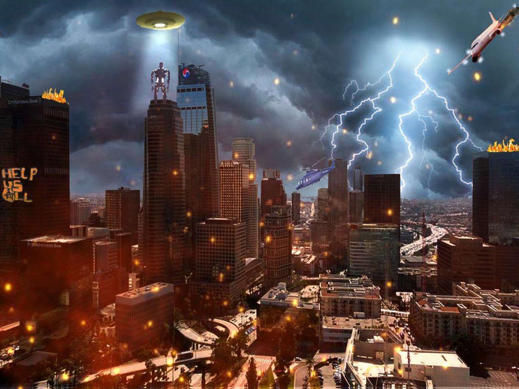 Year 8 Visual Arts – Utopia/Dystopia