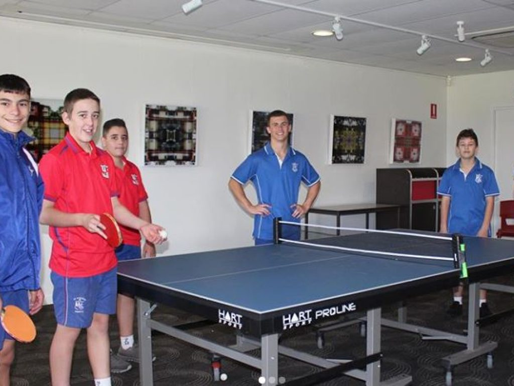 Year 11 Students Welcome the Opportunity to Help with Sport