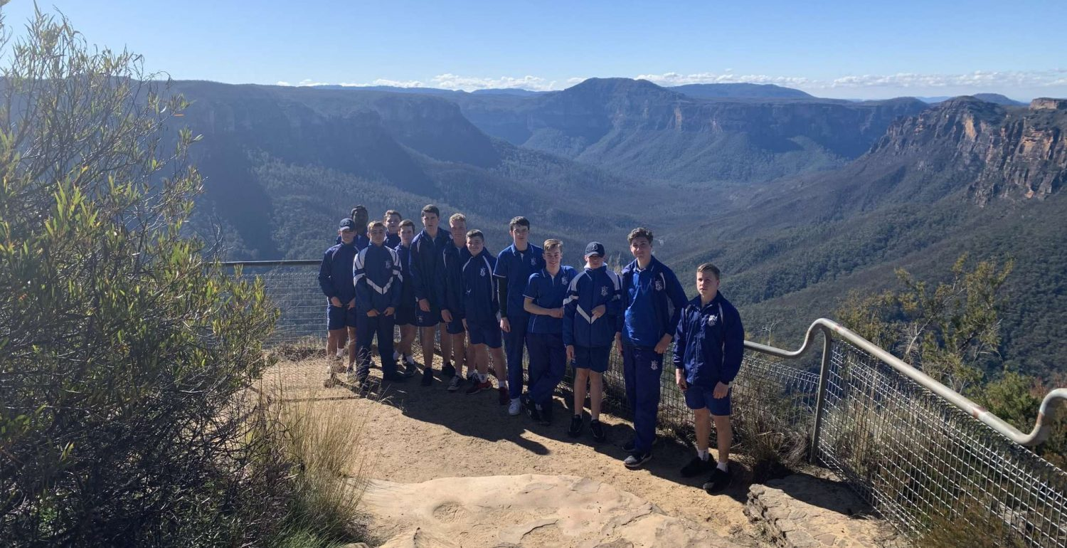 Year 11 Geography Blue Mountains Field Trip