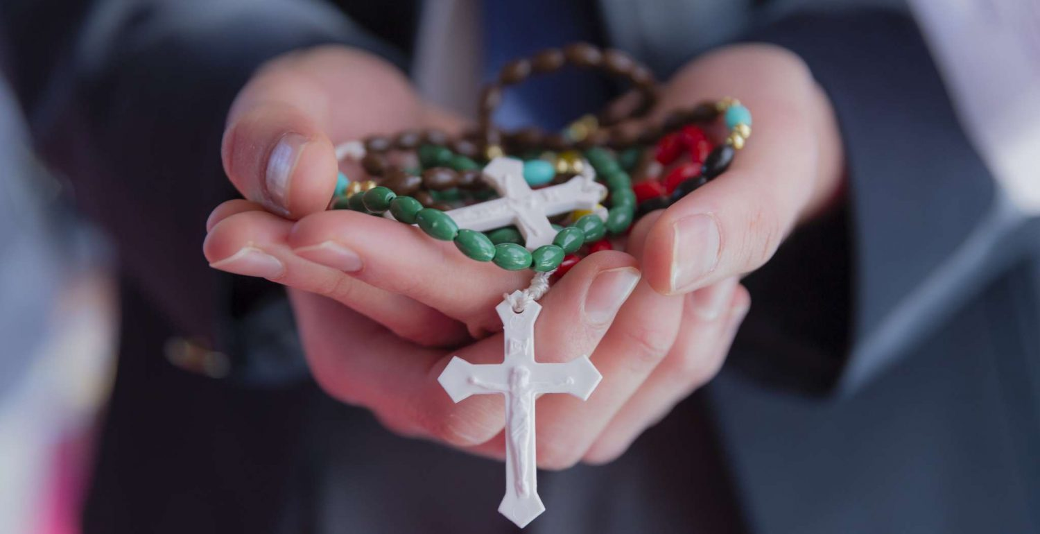 Lunchtime Rosary