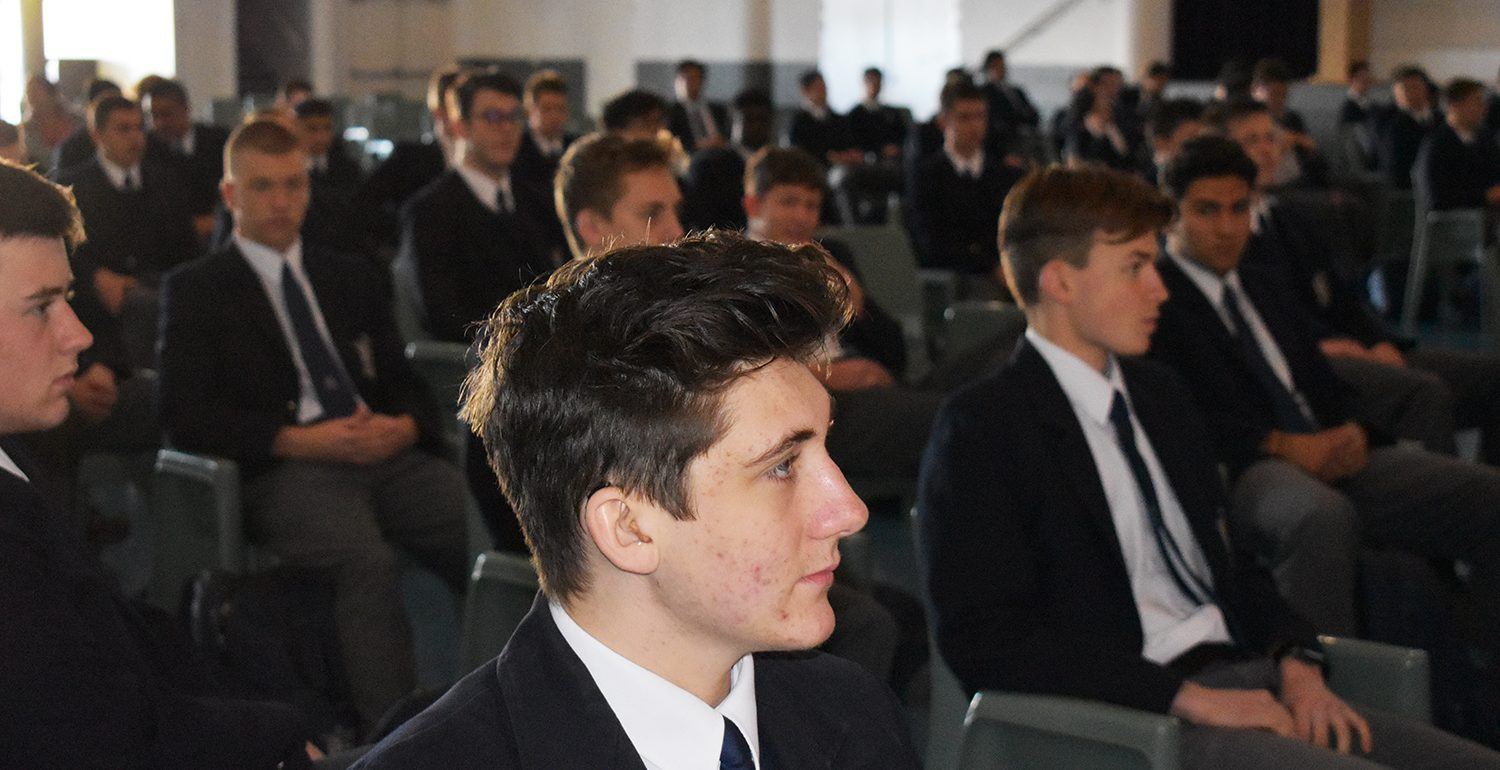 Years 8, 9 and 11 Semester 1 Academic Awards Assembly