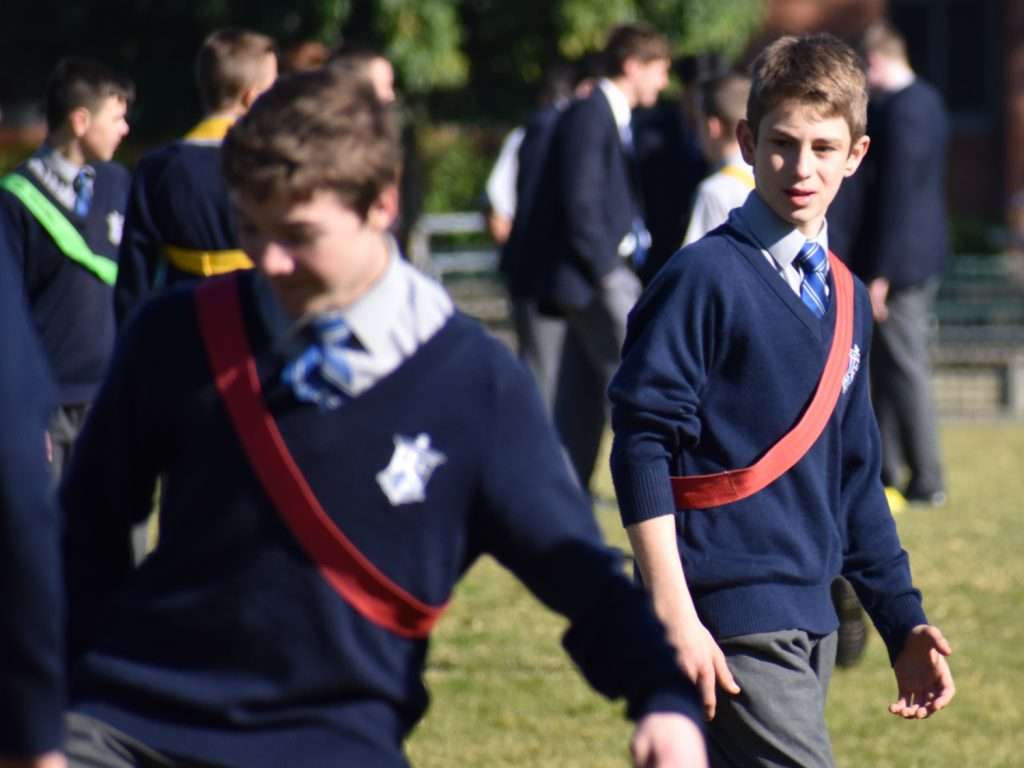 National PDHPE Day at St Dominic's College