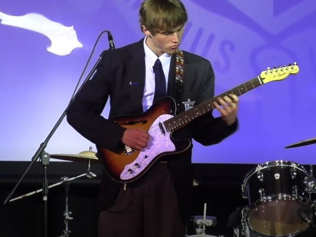 Year 12 Music Students – Trial HSC Major Work Performances