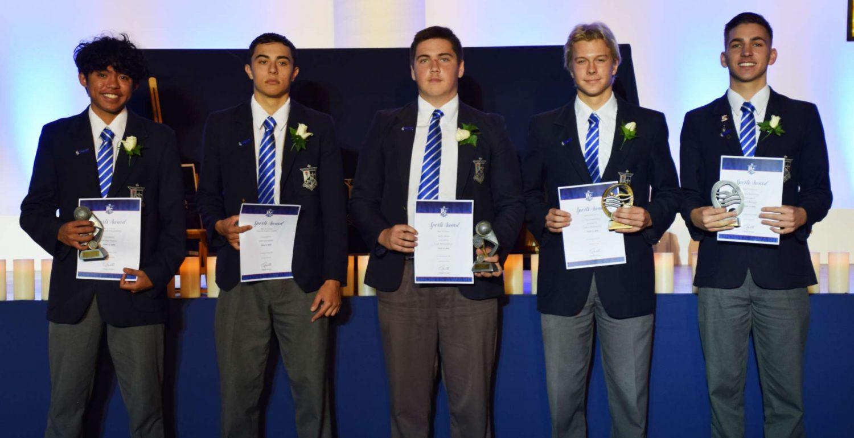 Sports Award Recipients