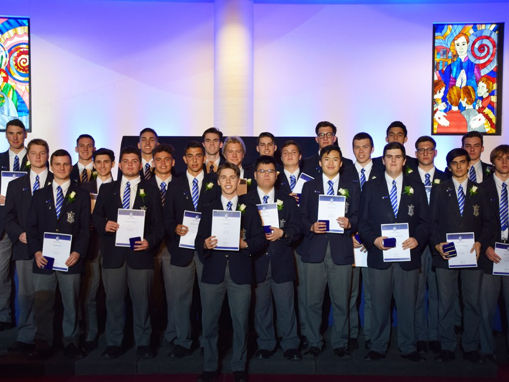 Academic Award Recipients