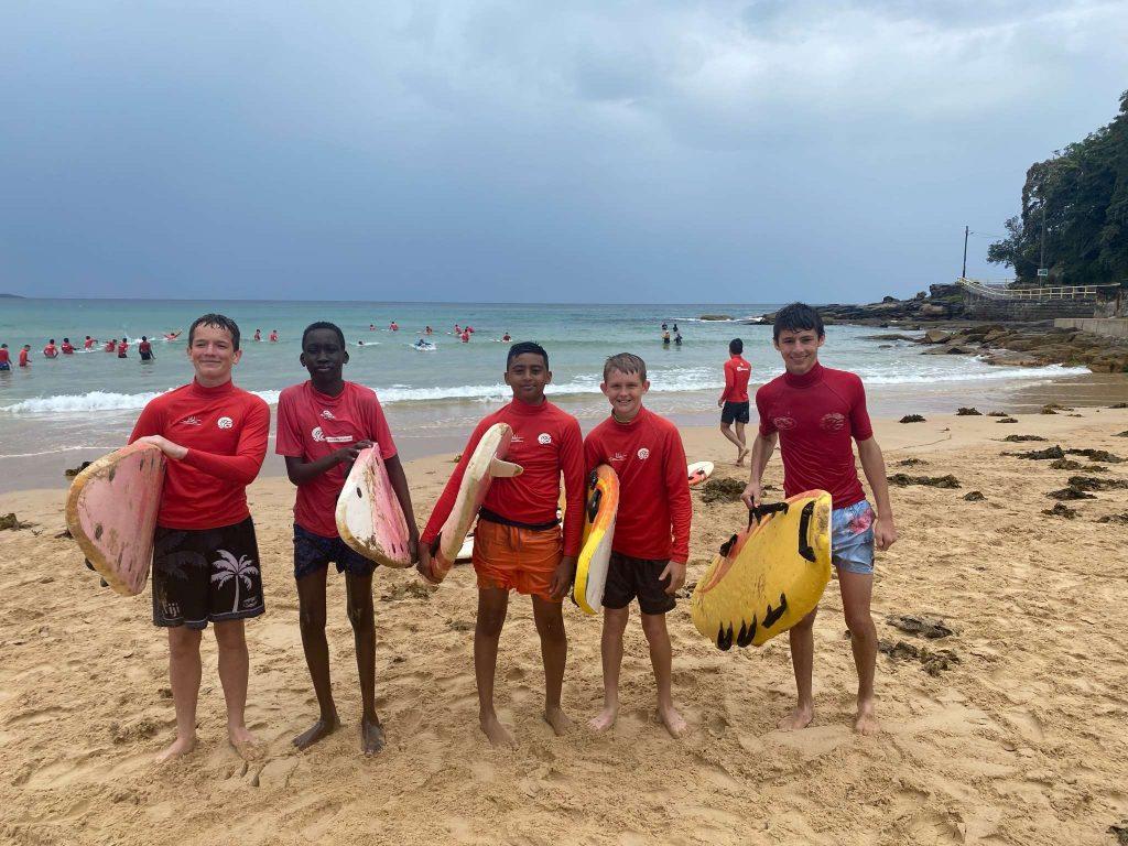 Year 8 Surf Education