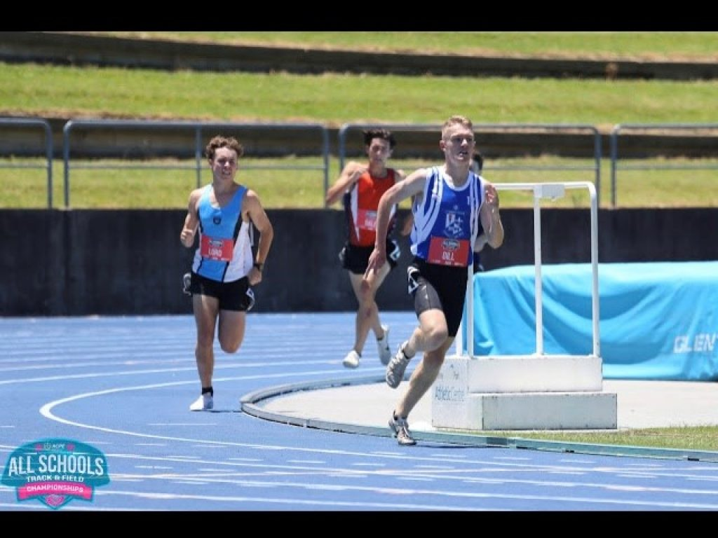NSW All Schools Championships – Congratulations Cameron Gill and Toby Camilleri