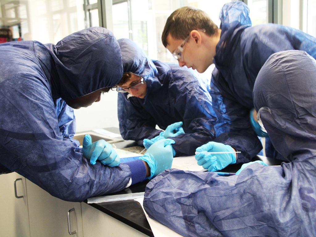 Year 12 Biology – Genetic Engineering Workshop