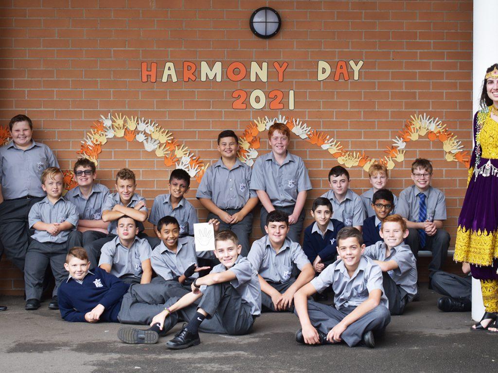 St Dominic's College Celebrates Harmony Week