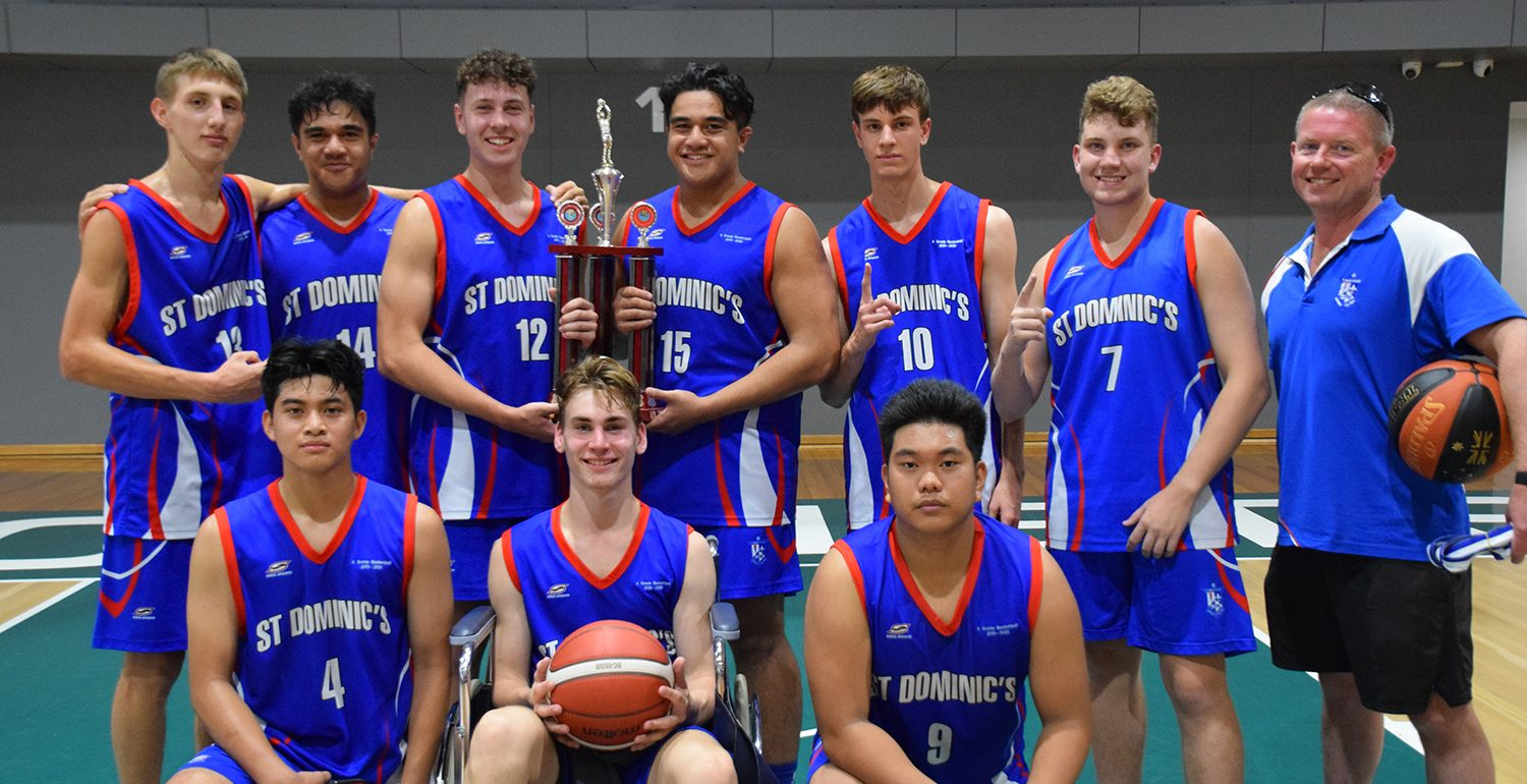 MCS Grand Final Success for St Dominic's College