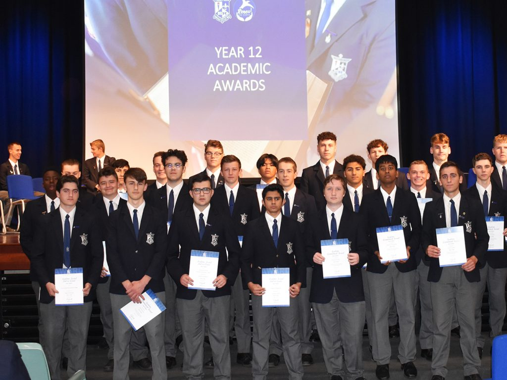 Year 12 Academic Assembly