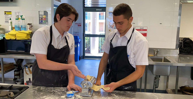 Year 12 Italian Culinary Incursion