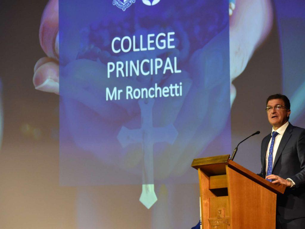 Principal's Report – April 2021