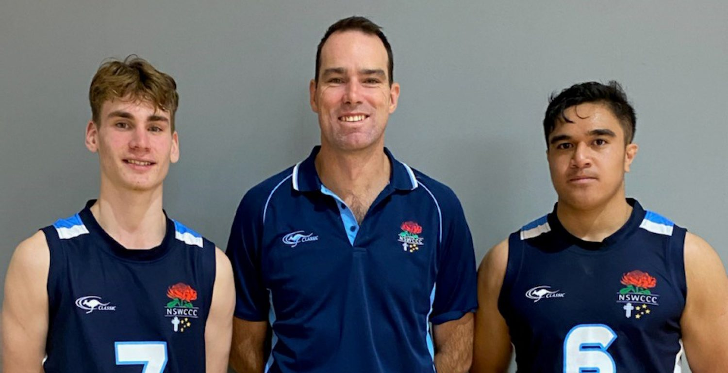 Congratulations to Staff and Students on NSW CCC Basketball Selections