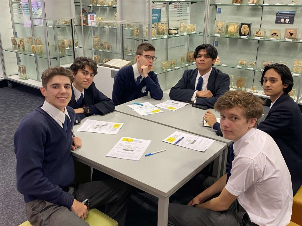 Year 12 Biology Excursion to the Museum of Human Disease