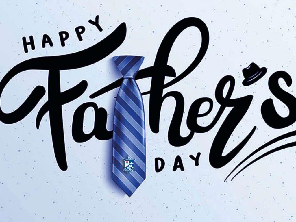 Principal's Father's Day Address
